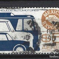 Sellos: MÉXICO - SELLO USADO. Lote 124149219