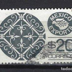 Sellos: MÉXICO - SELLO USADO. Lote 124149263