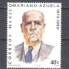 Sellos: MÉXICO Nº 801** CENTENARIO DEL NACIMIENTO DE MARIANO AZUELA. COMPLETA. Lote 136522742