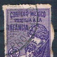 Sellos: MÉXICO 1929 IMPUESTOS POSTALES USADO. Lote 144804578