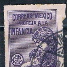 Sellos: MÉXICO 1929 IMPUESTOS POSTALES USADO. Lote 144804658