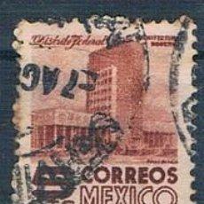 Sellos: MÉXICO 1950 Y 628 USADO. Lote 144804878