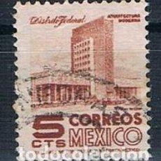 Sellos: MÉXICO 1950 Y 628 USADO. Lote 144804894