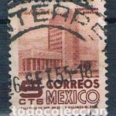 Sellos: MÉXICO 1950 Y 628 USADO. Lote 144804918