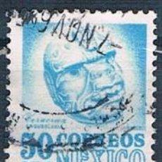 Sellos: MÉXICO 1950 Y 634 USADO. Lote 144805118