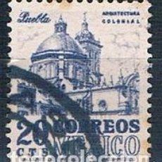 Sellos: MÉXICO 1950 Y 631 USADO. Lote 144805718