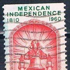 Sellos: MÉXICO 1960 Y 669 USADO. Lote 144806026
