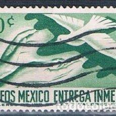 Sellos: MÉXICO 1962 Y E12 USADO. Lote 144806118