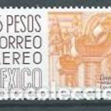 Sellos: MÉXICO,1962,CORREO AÉREO,YVERT 230,NUEVO,MNH** . Lote 148827598