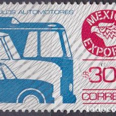 Sellos: 1983 - MEXICO EXPORTA - VEHICULOS AUTOMOTORES - YVERT 1091. Lote 151190230