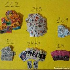 Sellos: LOTE PACK CONJUNTO 712 SELLOS MEXICO MEJICO SELLO MIX CARTA SOBRE ENVIO CORREOS AEREO. Lote 151837554