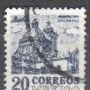 Sellos: MEXICO - UN SELLO - IVERT #703 - ***IMAGENES LOCALES***- AÑO 1964 - USADO. Lote 159035694