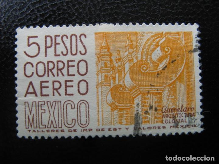 MEXICO, 1962* QUERETARO, YVERT 230 AEREO (Sellos - Extranjero - América - México)
