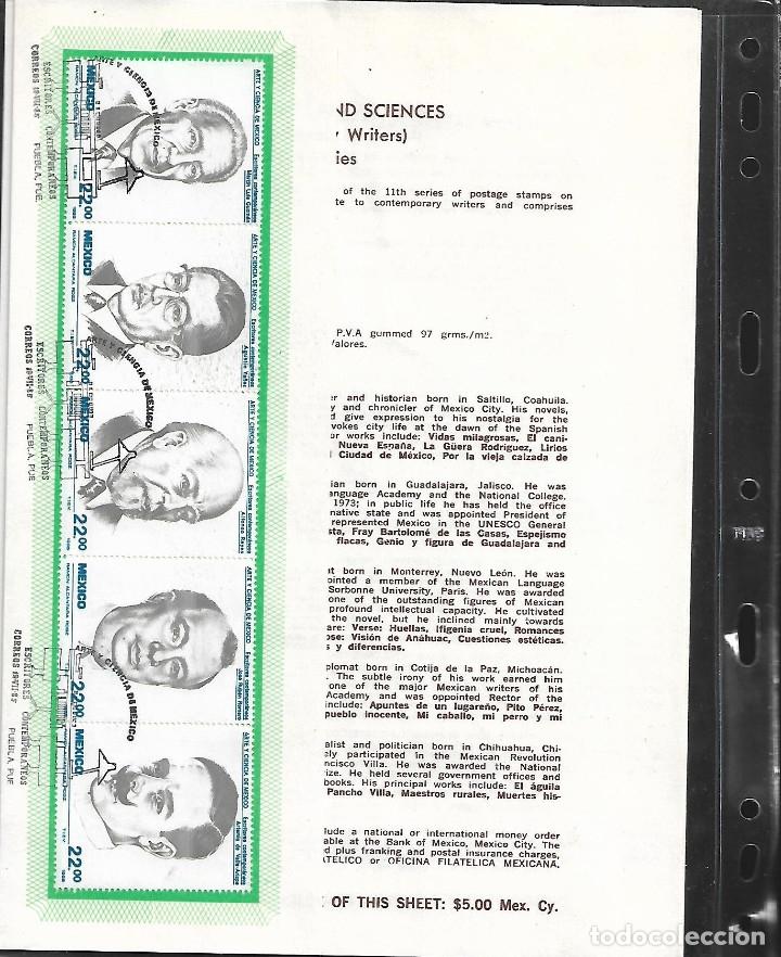 Sellos: GRAN OPORTUNIDAD MEXICO MAGNIFICO ALBUM CON DOS AÑOS DE MEXICO AÑOS 1985/1986 MONTADOS EN 23 HOJAS - Foto 4 - 15758648
