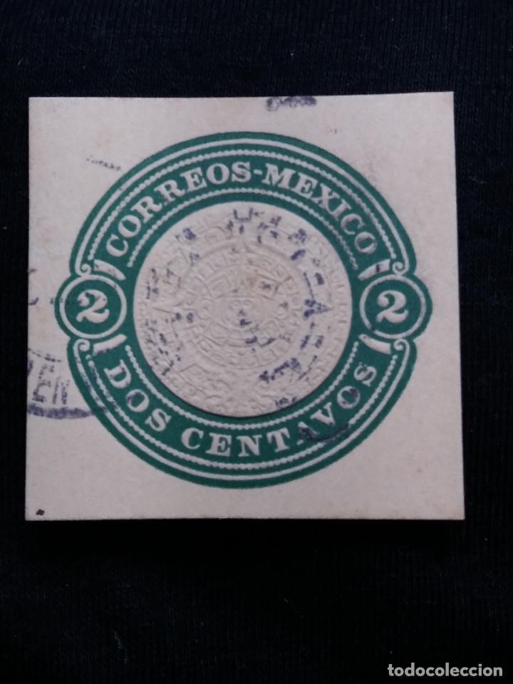 CORREO DE MEXICO, 2 CTS, AÑO 1950, (Sellos - Extranjero - América - México)