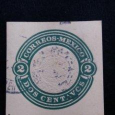 Sellos: CORREO DE MEXICO, 2 CTS, AÑO 1950,. Lote 184873643