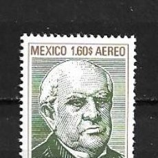 Sellos: MÉJICO,PRIMER CONGRESO MUNDIAL DE EDUCADORES DEL TERCER MUNDO,1975,YVERT 396 AÉREO,NUEVOS,MNH**. Lote 294373448