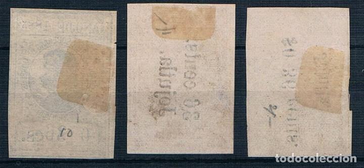 Sellos: MEXICO 1882/1885 CONTRIBUCION PERSONAL MORELOS. VER DESCRIPCIÓN 2 FOTOGRAFÍAS - Foto 2 - 198763081