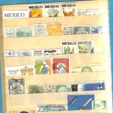 Sellos: LOTE DE SELLOS DE MEXICO. Lote 201790941