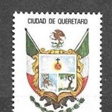 Francobolli: MÉJICO,1981,450 ANIVERSARIO DE QUERÉTARO, MICHEL 1753, NUEVOS,MNH**. Lote 236008905