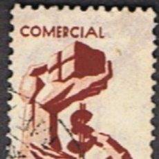 Sellos: MEXICO // YVERT 542 // 1939 ... USADO. Lote 206932208