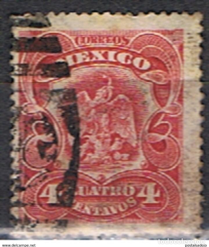 MEXICO // YVERT 192 // 1902-03 ... USADO (Sellos - Extranjero - América - México)
