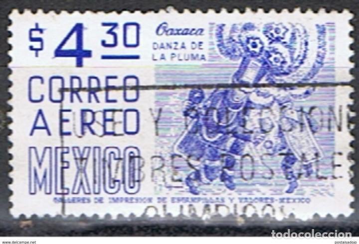 MEXICO // YVERT 444 AEREO // 1978 ... USADO (Sellos - Extranjero - América - México)