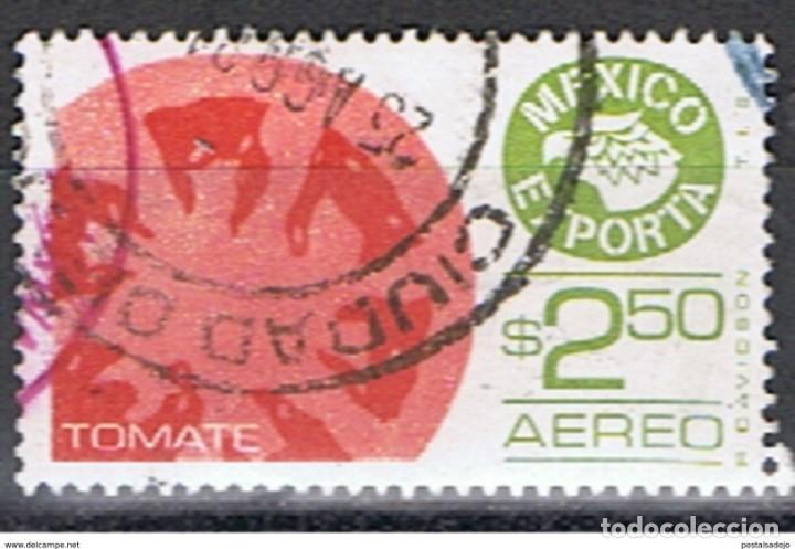 MEXICO // YVERT 509 AEREO // 1979 ... USADO (Sellos - Extranjero - América - México)