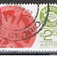 Sellos: MEXICO // YVERT 509 AEREO // 1979 ... USADO. Lote 206933248
