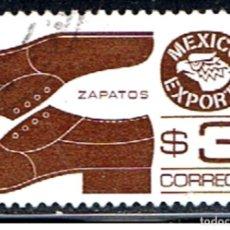 Sellos: MEXICO // YVERT 825 H // 1975-76 ... USADO. Lote 206934463