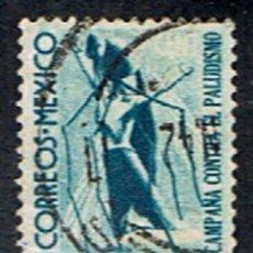 Sellos: MEXICO // YVERT 1 BENEFICENCIA // 1939 ... USADO. Lote 206934807