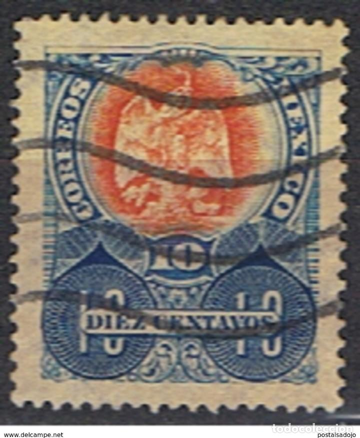 MEXICO // YVERT 194 // 1902-03 ... USADO (Sellos - Extranjero - América - México)