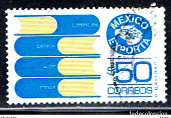 MEXICO // YVERT 1088 // 1981-84 ... USADO (Sellos - Extranjero - América - México)