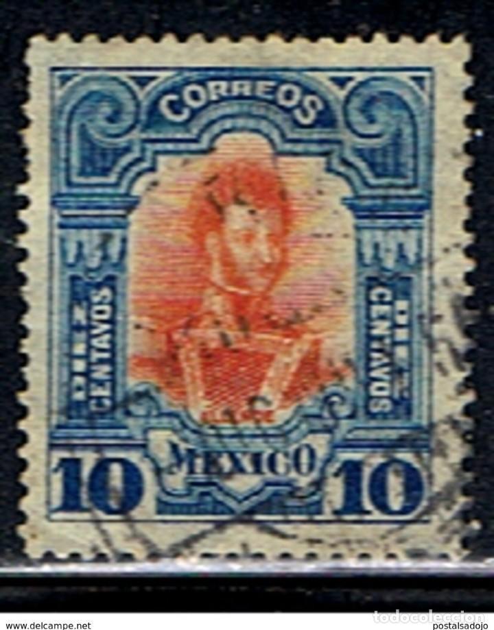 MEXICO // YVERT 200 // 1910 ... USADO (Sellos - Extranjero - América - México)