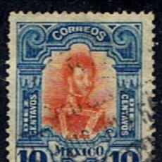 Francobolli: MEXICO // YVERT 200 // 1910 ... USADO. Lote 207101992