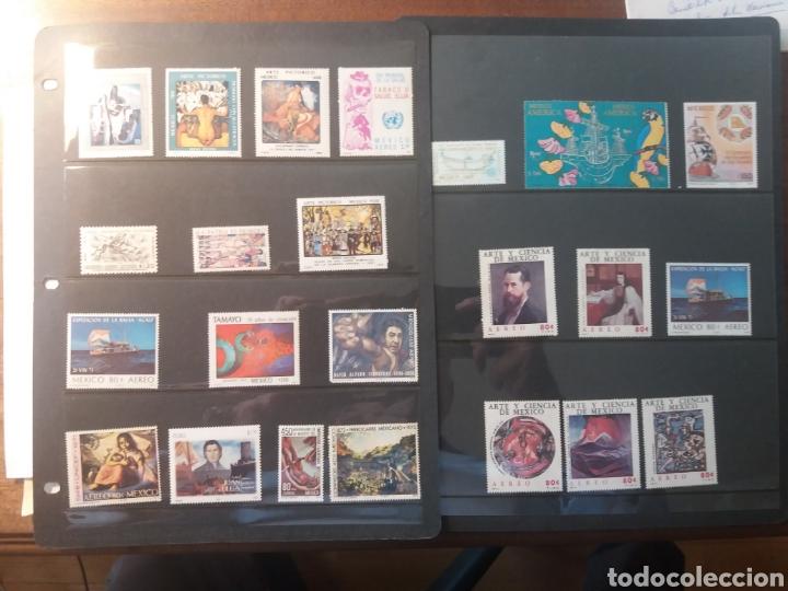 Sellos: Lote sellos México (123) - Foto 6 - 217610518