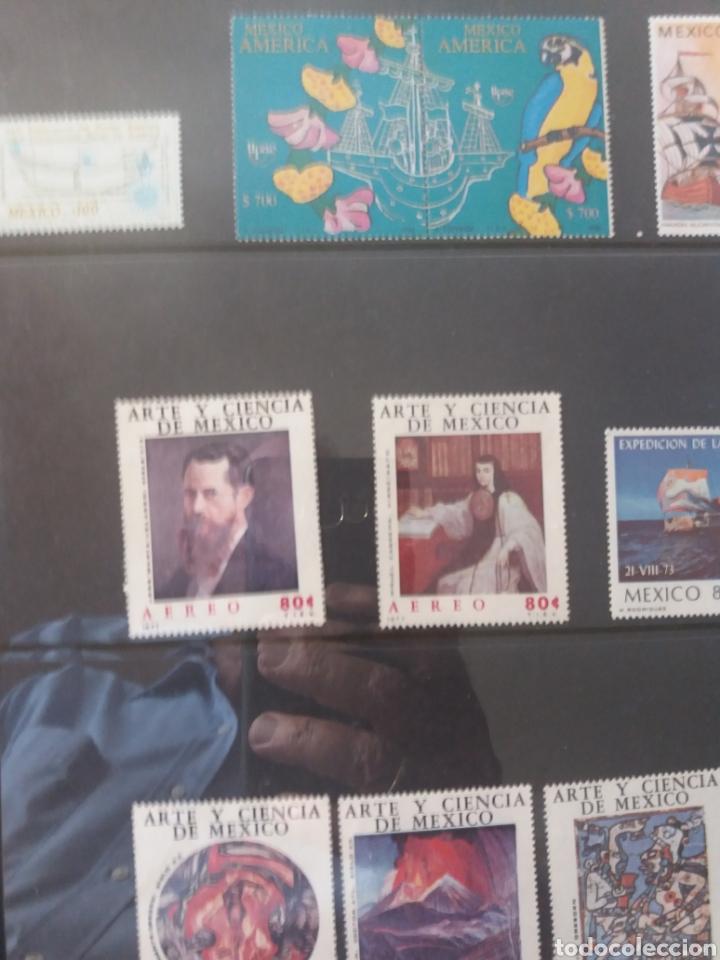 Sellos: Lote sellos México (123) - Foto 8 - 217610518