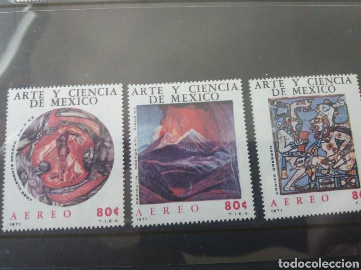 Sellos: Lote sellos México (123) - Foto 10 - 217610518