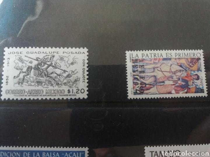 Sellos: Lote sellos México (123) - Foto 11 - 217610518