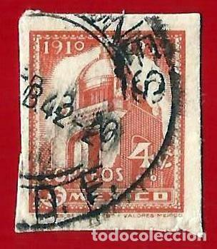 MEJICO. 1934. ARCO DE LA REVOLUCION (Sellos - Extranjero - América - México)