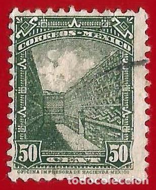 MEJICO. 1934. RUINAS DE MITLA (Sellos - Extranjero - América - México)