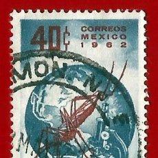 Francobolli: MEJICO. 1962. LUCHA CONTRA EL PALUDISMO. MALARIA. Lote 222253752