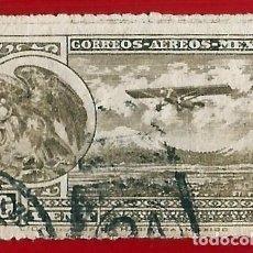 Francobolli: MEJICO. 1932. ESCUDO DE ARMAS Y AVION. Lote 222258971