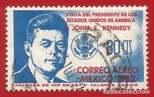 MEJICO. 1962. JOHN F. KENNEDY (Sellos - Extranjero - América - México)