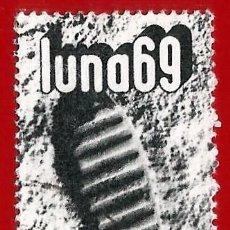 Sellos: MEJICO. 1969. PISADA EN LA LUNA. Lote 222305705