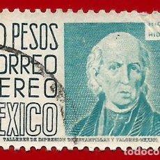 Sellos: MEJICO. 1953. MIGUEL HIDALGO. Lote 222545283