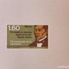 Francobolli: 1981 MEXICO SERIE NUEVO. Lote 233687500