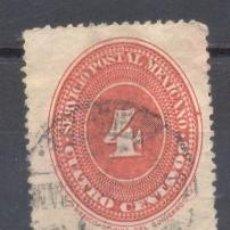 Sellos: MEXICO 1887, USADO. Lote 238293385