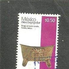 Sellos: MEXICO 2012 - MICHEL NRO. 3228 - USADO. Lote 254002640