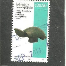 Sellos: MEXICO 2012 - MICHEL NRO. 3245 - USADO. Lote 254002880